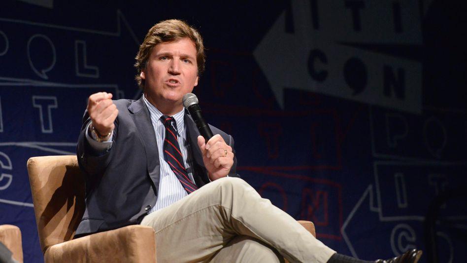 Fox-Moderator Tucker Carlson
