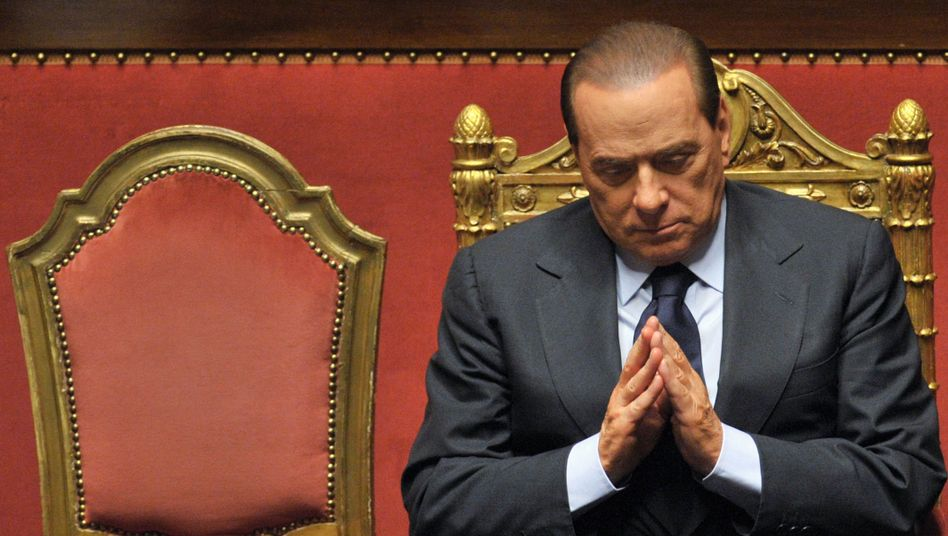 Italian Prime Minister Silvio Berlusconi may soon be history.