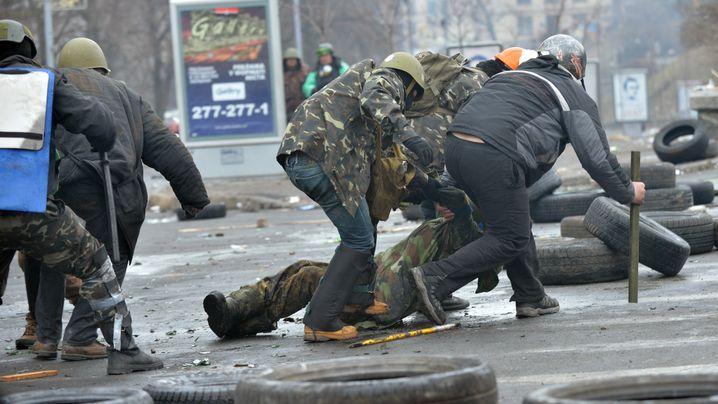 Der Ukraine-Konflikt: Vom Maidan zur Krim-Annexion