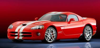 Dodge Viper SRT-10: CO2-Emission 489 Gramm je Kilometer.