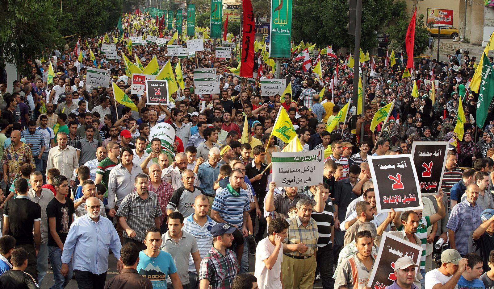 Proteste Beirut