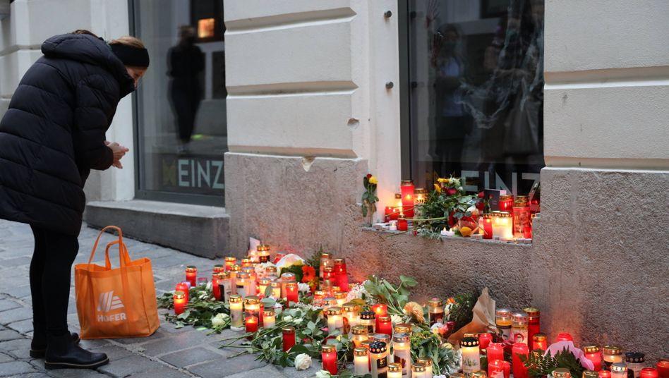 Terror in Wien: Nach dem Schock kommt die Trauer