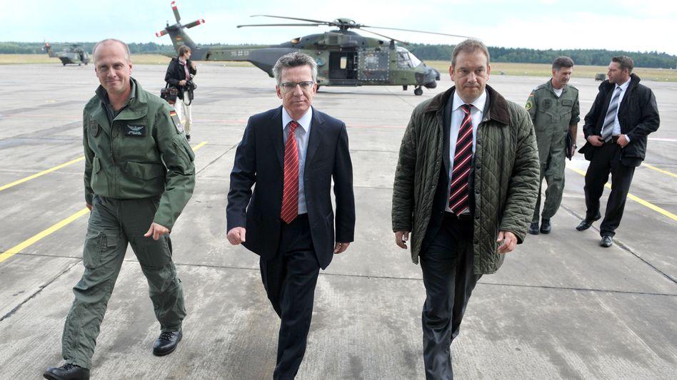 Minister de Maizière: Neuer Flop in Sachen Beschaffung