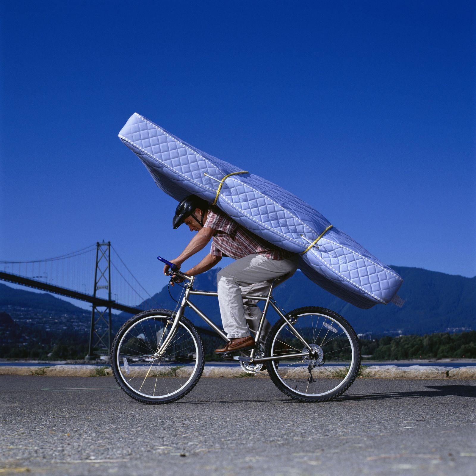 NICHT MEHR VERWENDEN! - Burnout / Last / Stress / Fahrrad