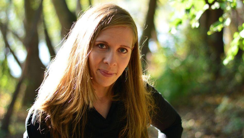 Lehrerin Mareike Hachemer, die für den weltweiten Wettbewerb um den Global Teacher Prize als eine der letzten 50 Kandidaten nominiert wurde