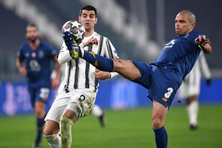 Pepe: Erreichte das Viertelfinale, doch gegen Chelsea war Schluss