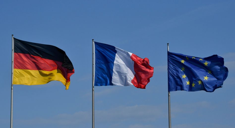 Germany and France have restarted the EU engine.