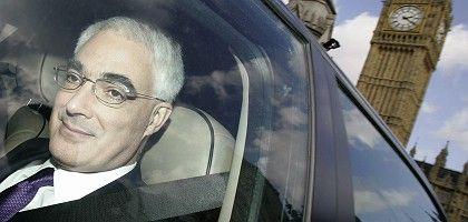 Finanzminister Darling: Mega-Verlusten Giga-Summen entgegensetzen