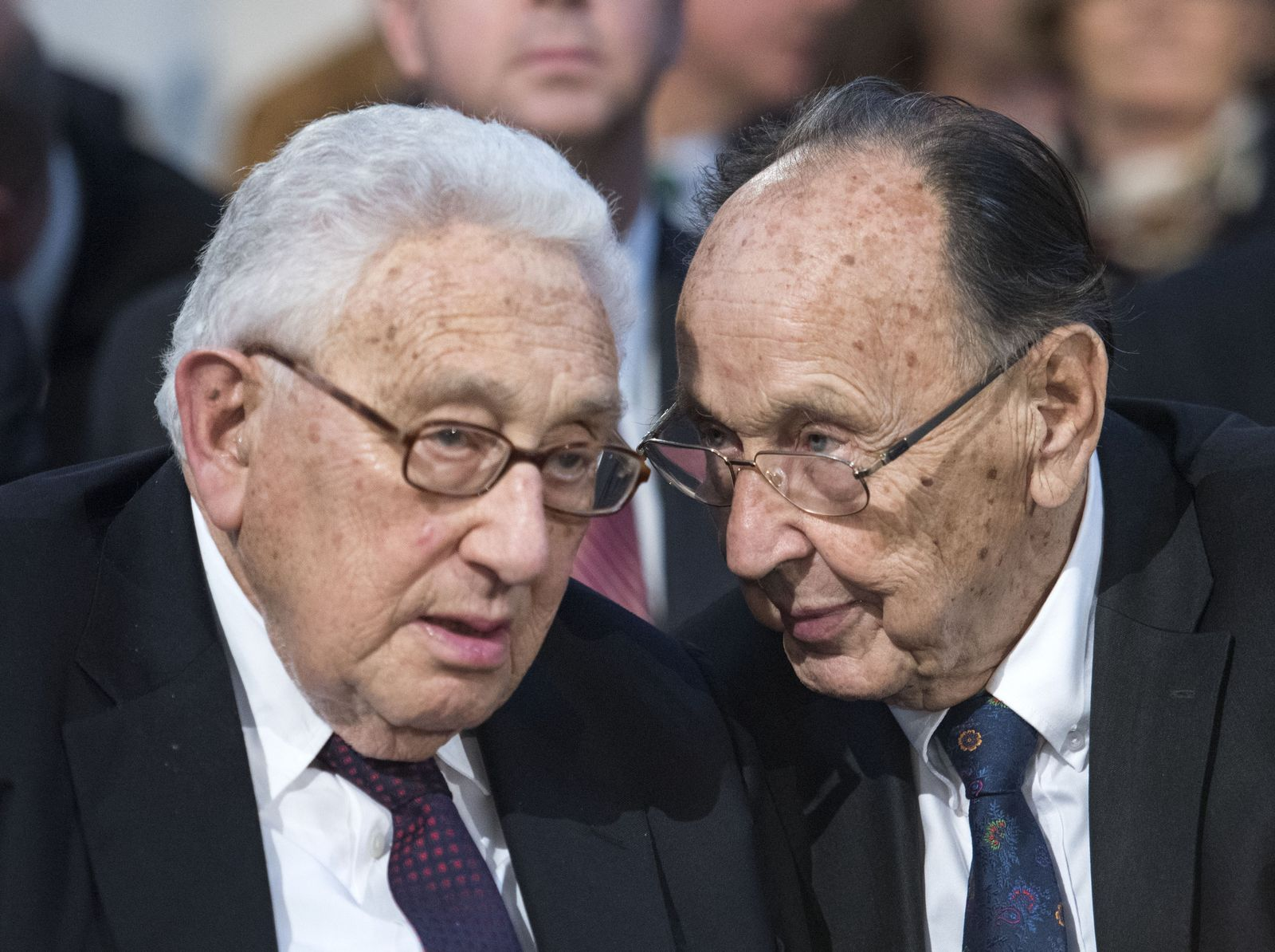 Genscher Kissinger