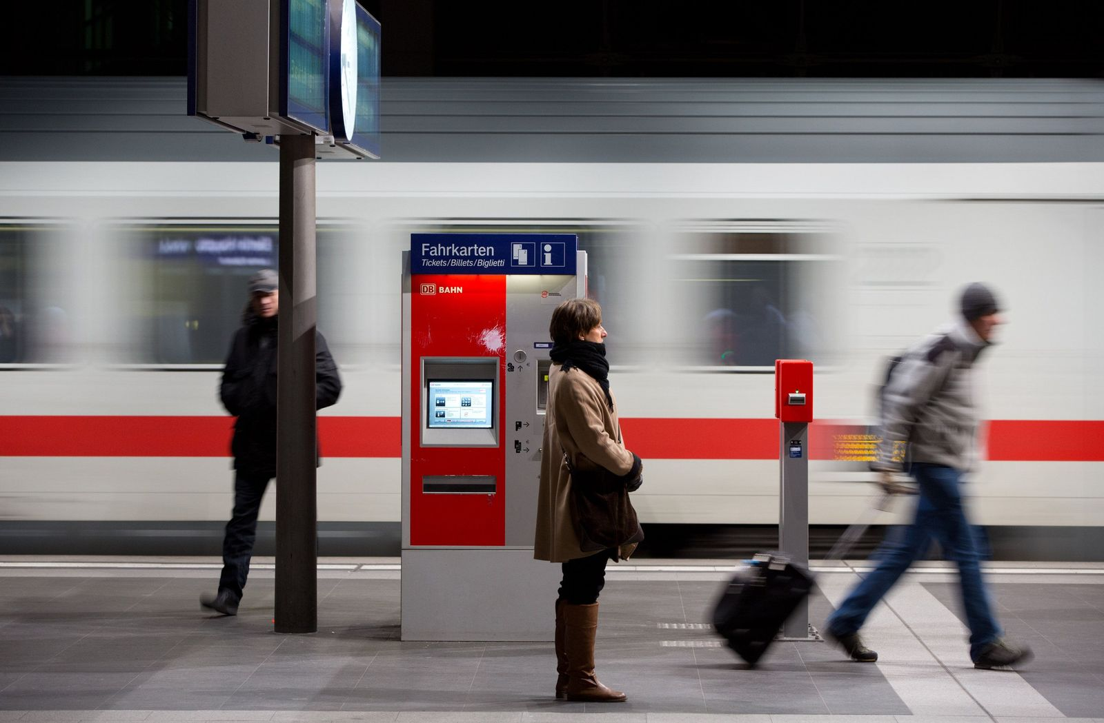 Bahn Fahrpreise