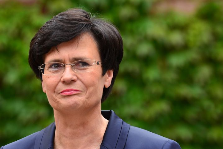 Christine Lieberknecht war von 2009 bis 2014 thüringische Ministerpräsidentin