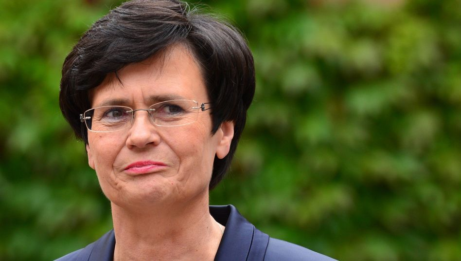 Thüringens Ministerpräsidentin Lieberknecht: Weniger Rückhalt in der CDU