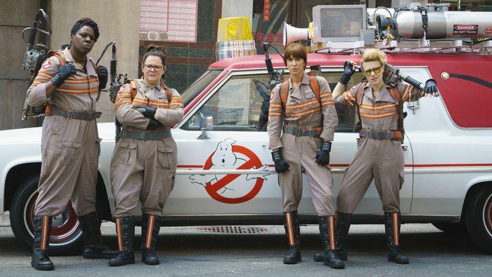 """Neue """"Ghostbusters"""": Die rufen wir an!"""