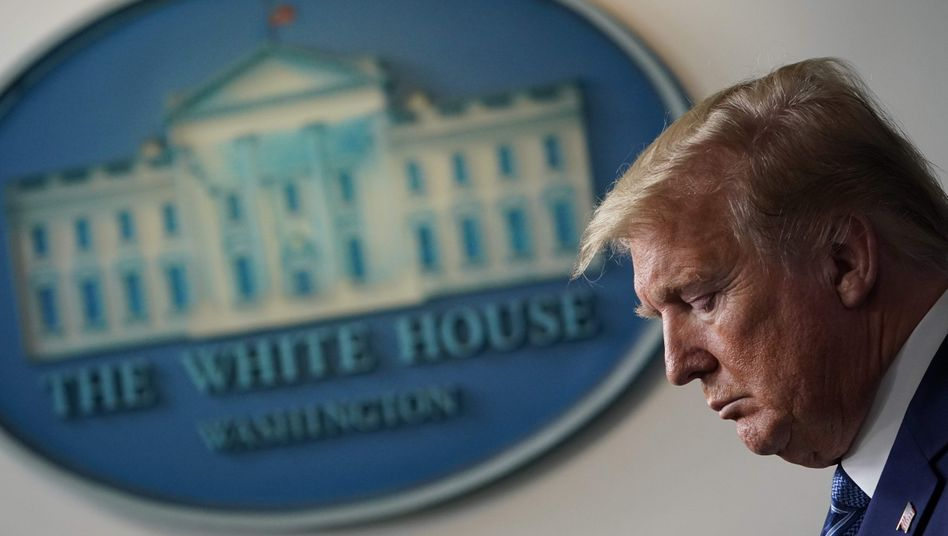 """Donald Trump: """"Falsch und ungerecht"""""""