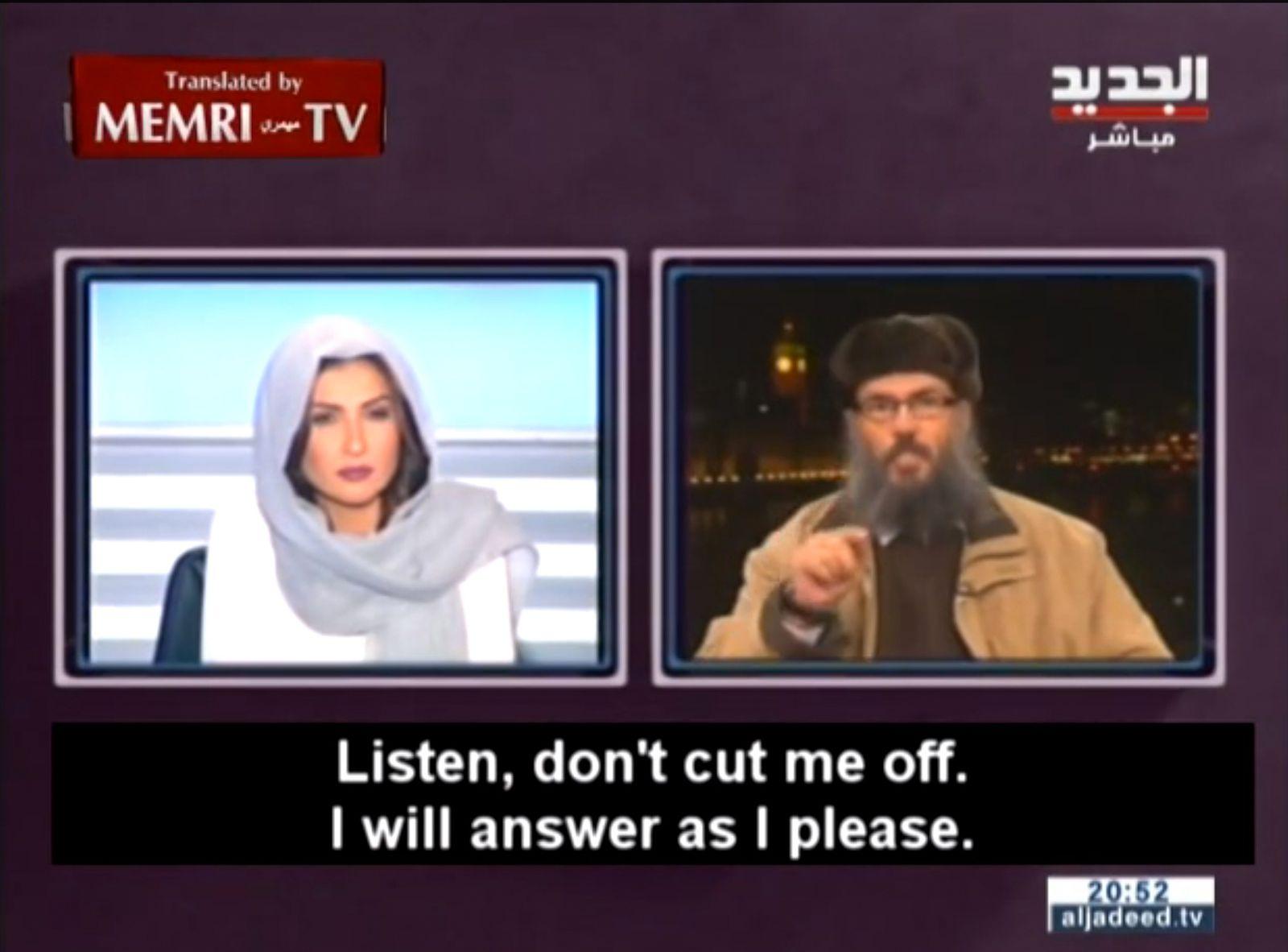 NUR ALS ZITAT Rima Karaki im Interview