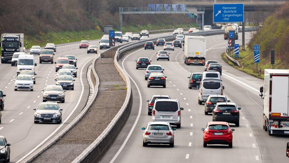 A2 in Niedersachsen: Tempolimit zwischen 6.00 und 22.00 Uhr?