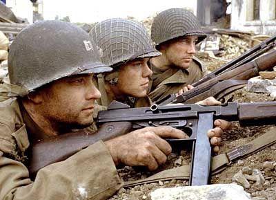 """Damon (M.) im Spielberg-Drama """"Der Soldat James Ryan"""" (mit Tom Hanks): """"Der Ruhm wird wieder verschwinden, das ist ganz natürlich"""""""