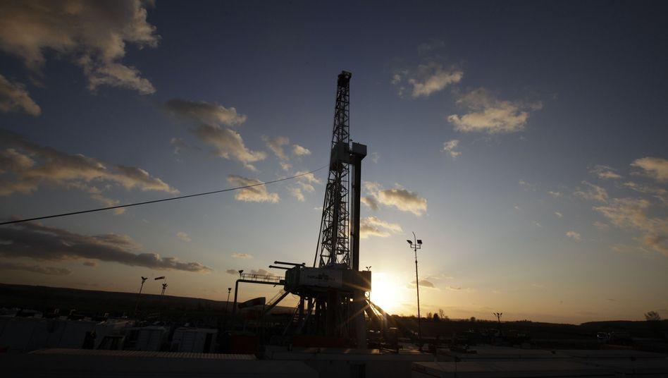 "Fracking in Lesniowice, Polen: ""Langsame Entwicklung"""