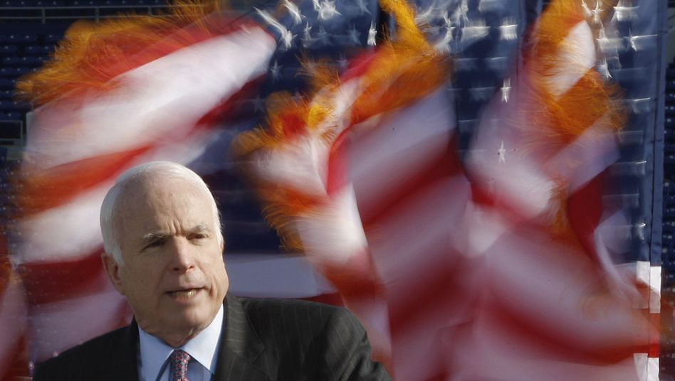 "US Senator John McCain on creating a transition government in Egypt with the Muslim Brotherhood: ""It would be a mistake of historic proportions."""