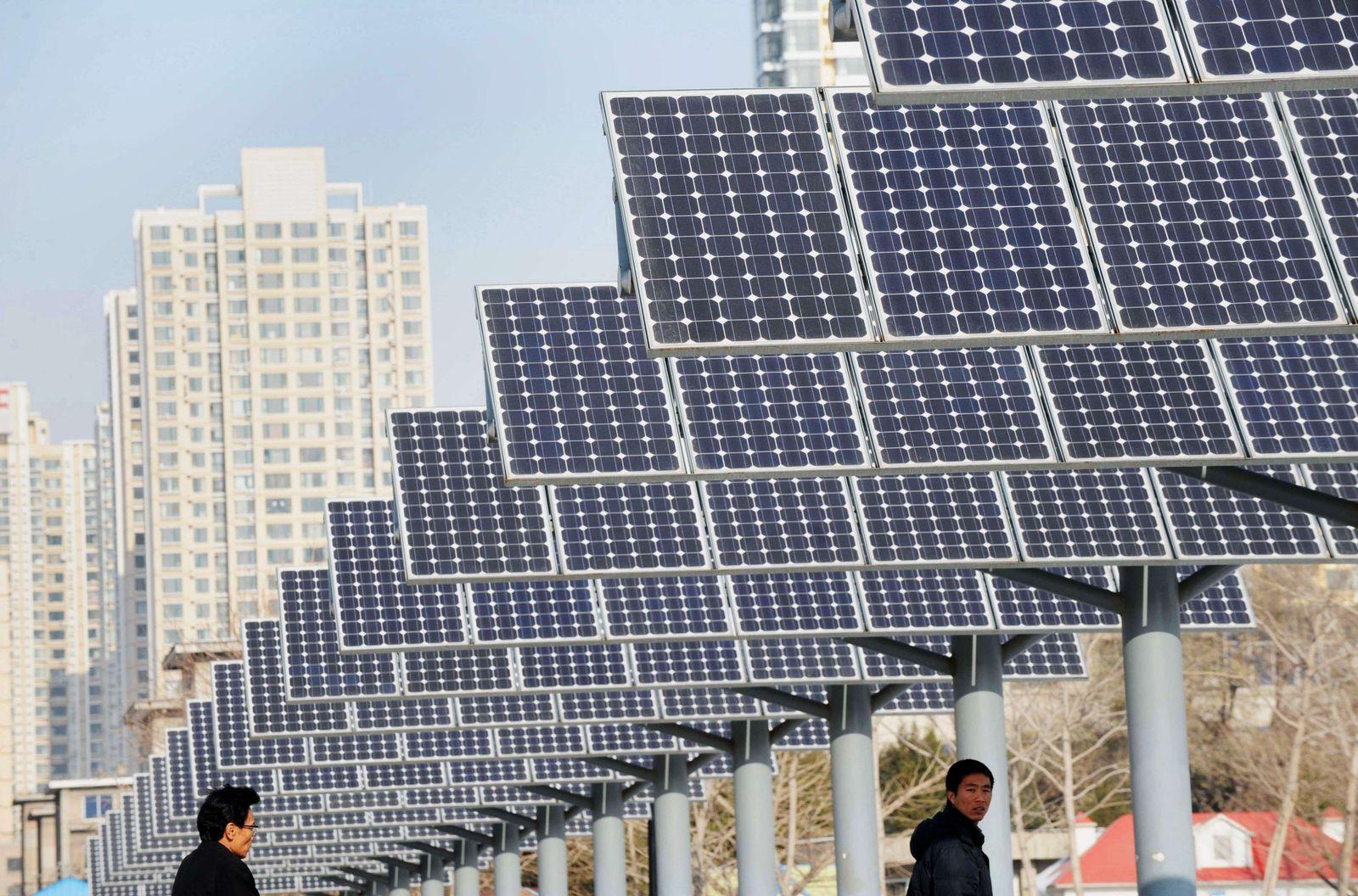 CHINA-UN-CLIMATE-WARMING-ENVRIONMENT