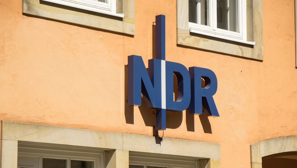 NDR-Logo (in Osnabrück)