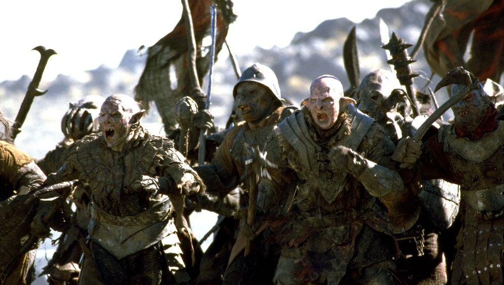 Tolkiens Kriegserlebnisse: Orks und die deutschen Barbaren