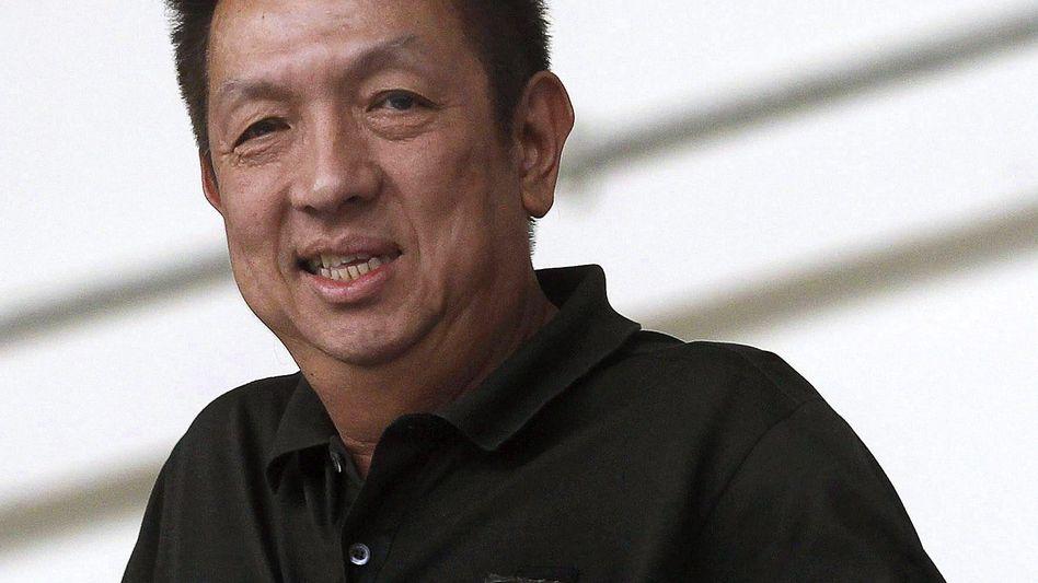Valencias Geldgeber Lim: 420 Millionen Euro für FC Valencia
