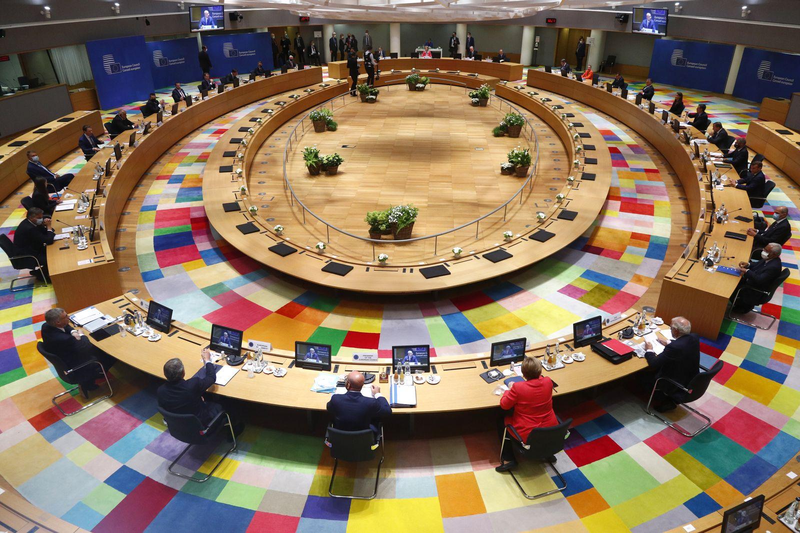 Mehrere EU-Staaten blockieren Entscheidung für Corona-Hilfen