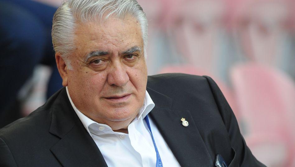 Lorenzo Sanz wurde 76 Jahre alt