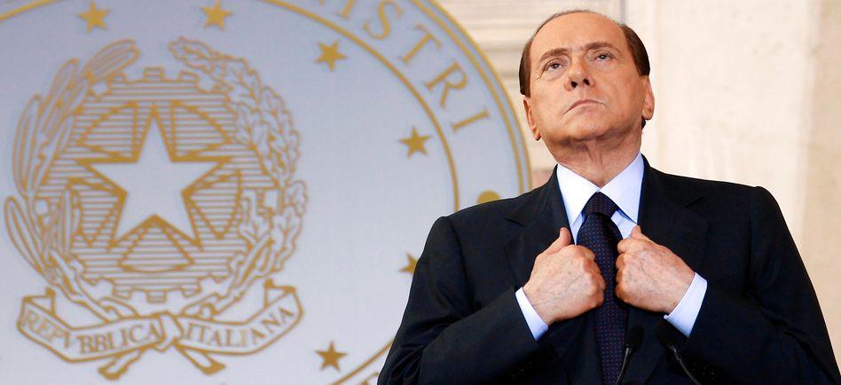 """Verurteilter Berlusconi: """"Das Justizsystem reformieren"""""""