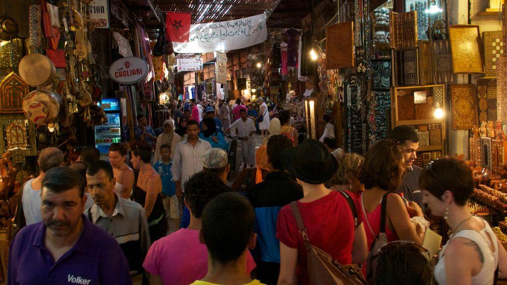 Riads von Marrakesch: Oase in der Medina