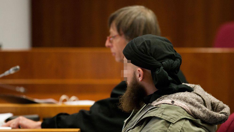 Messerattacke auf Polizisten: Urteil gegen Salafist Murat K.