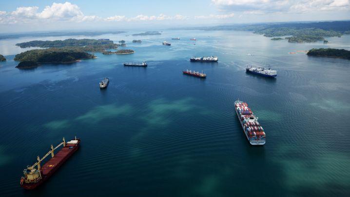 Ausgebauter Panamakanal: Größer, breiter, teurer