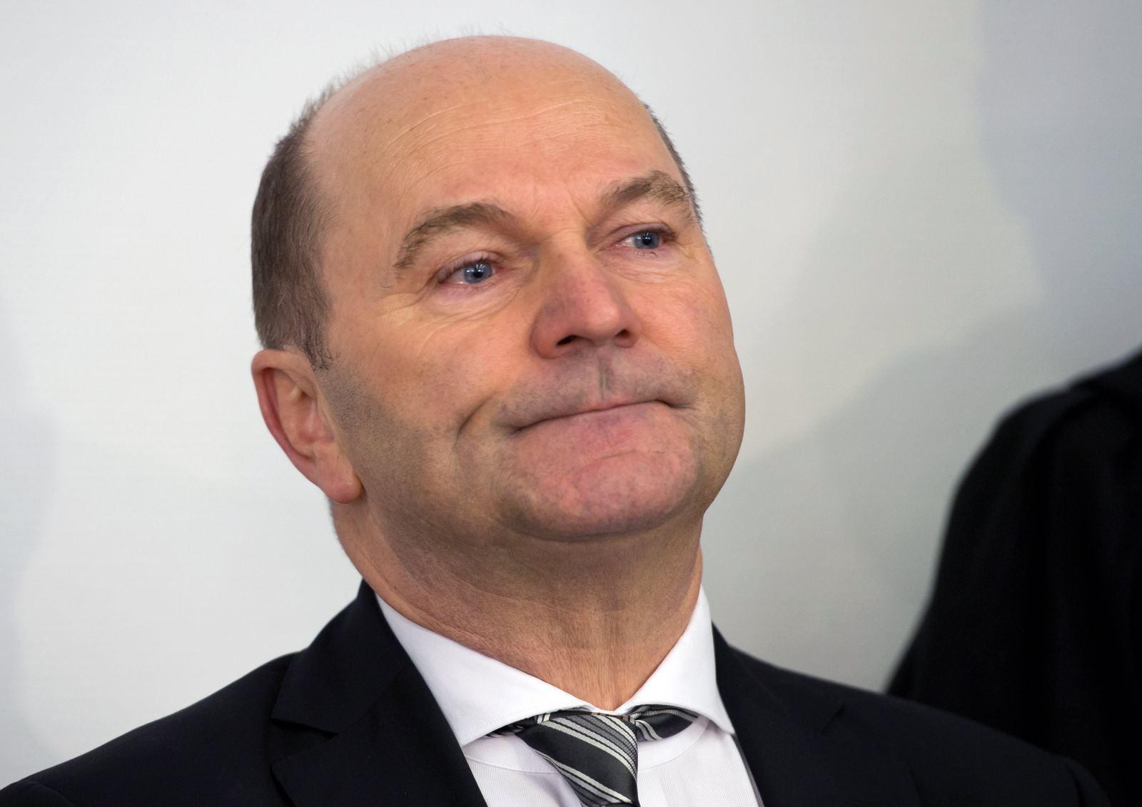 Urteilverkündung Steuerprozess gegen Sepp Krätz