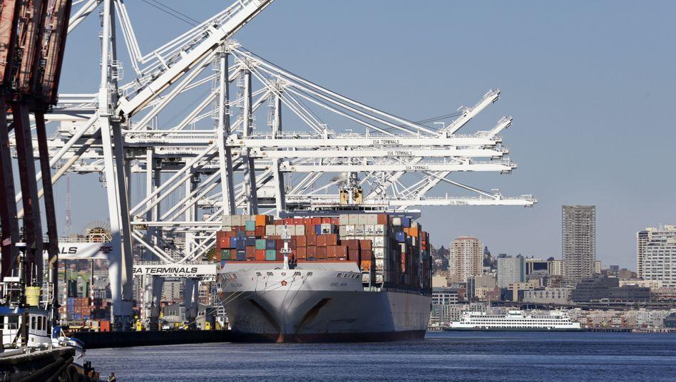 Hafen von Seattle