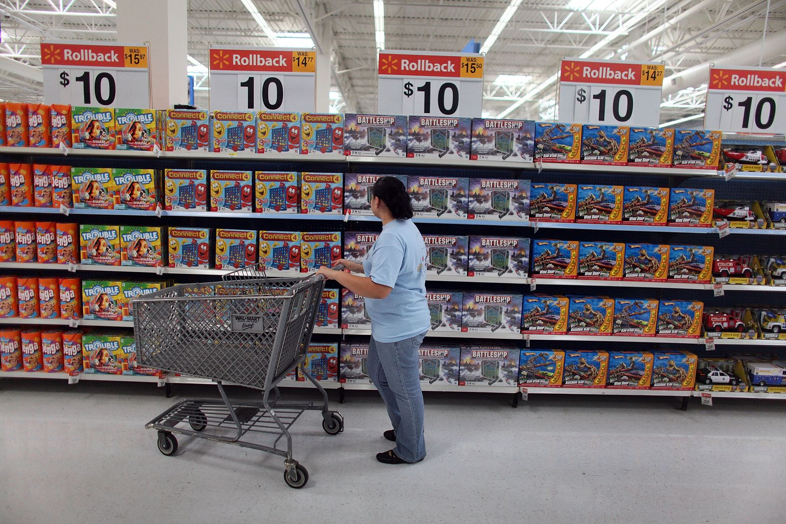 Supermarkt Wal Mart in Florida
