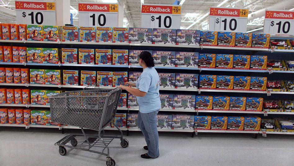 """Supermarkt in den USA: """"Die meisten Kaufentscheidungen fallen unter sozialem Druck"""""""