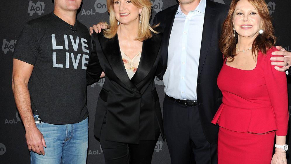 Glamour für AOL: Paltrow, Parker und Richie