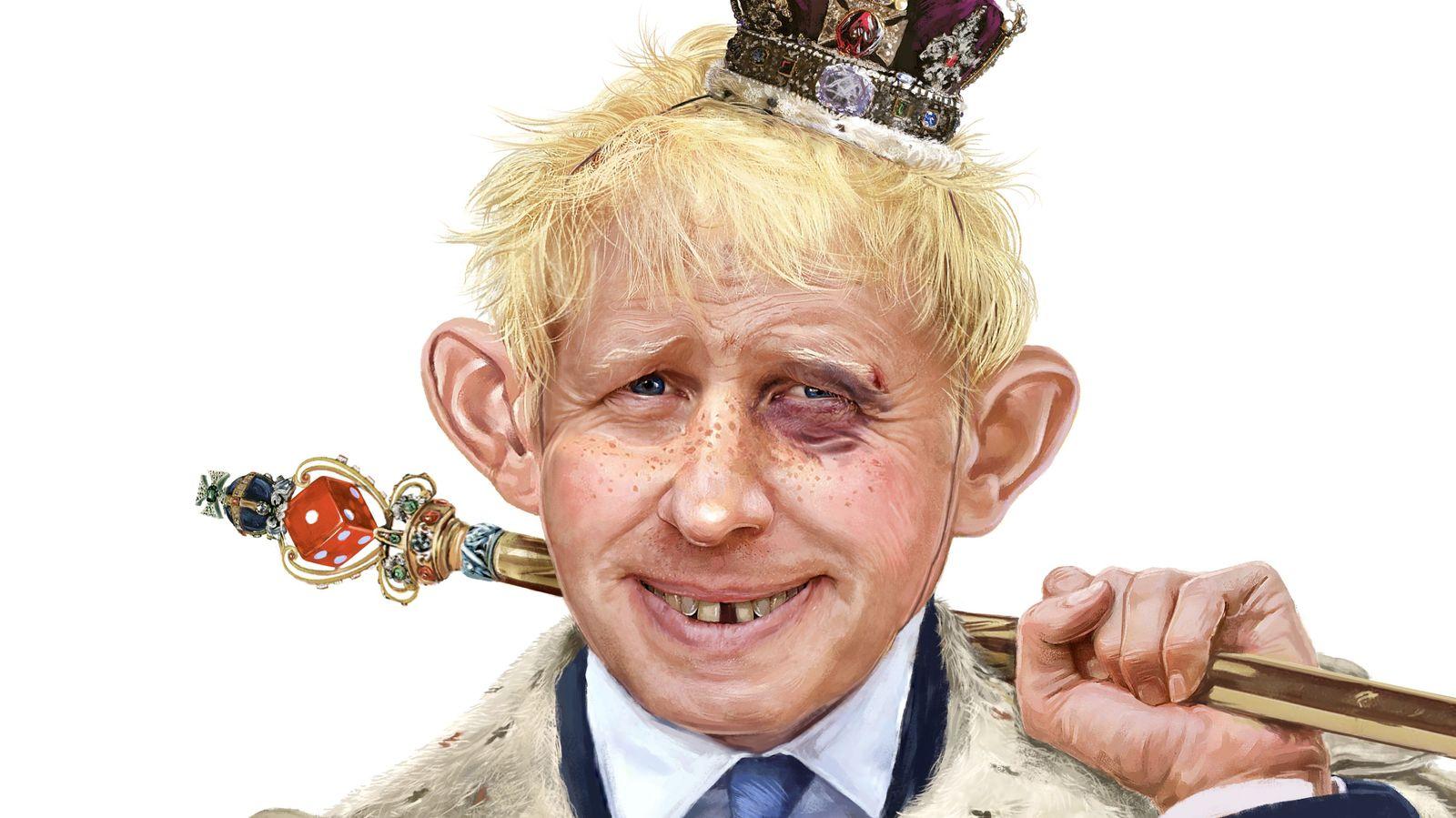 SPIEGEL 37/2019 King Boris/ Titel