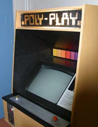 Polyplay: Kultkiste für die Ost-Spielhalle