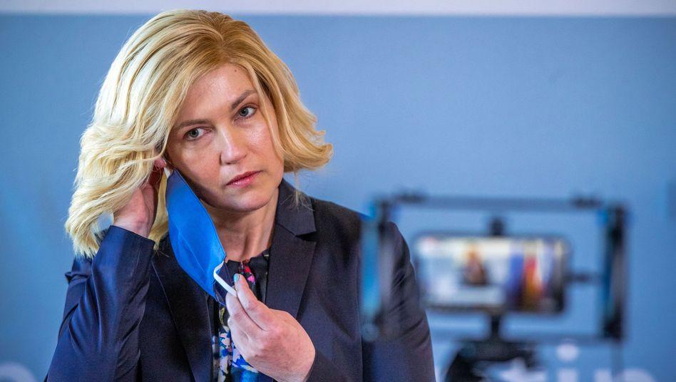 Mecklenburg-Vorpommerns Ministerpräsidentin Manuela Schwesig lockert die Maßnahmen