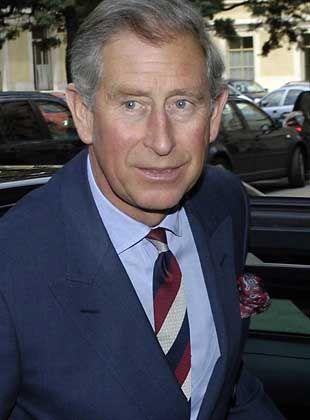 "Prinz Charles in Genf: ""Heilende Kräfte"""