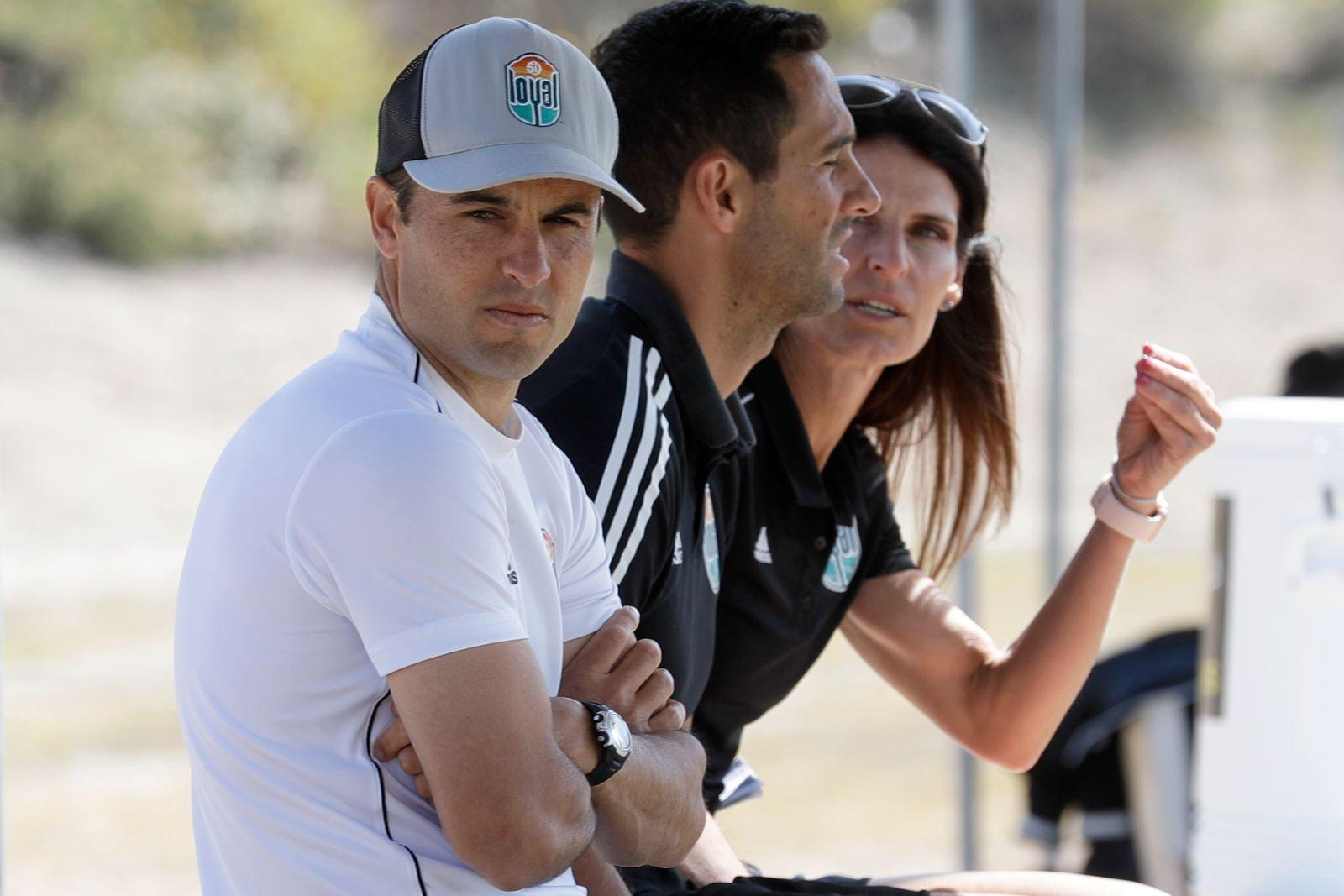 Coach Donovan Soccer
