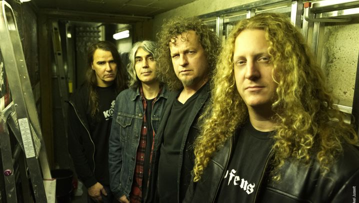 Voivod: Metaller from Outer Space