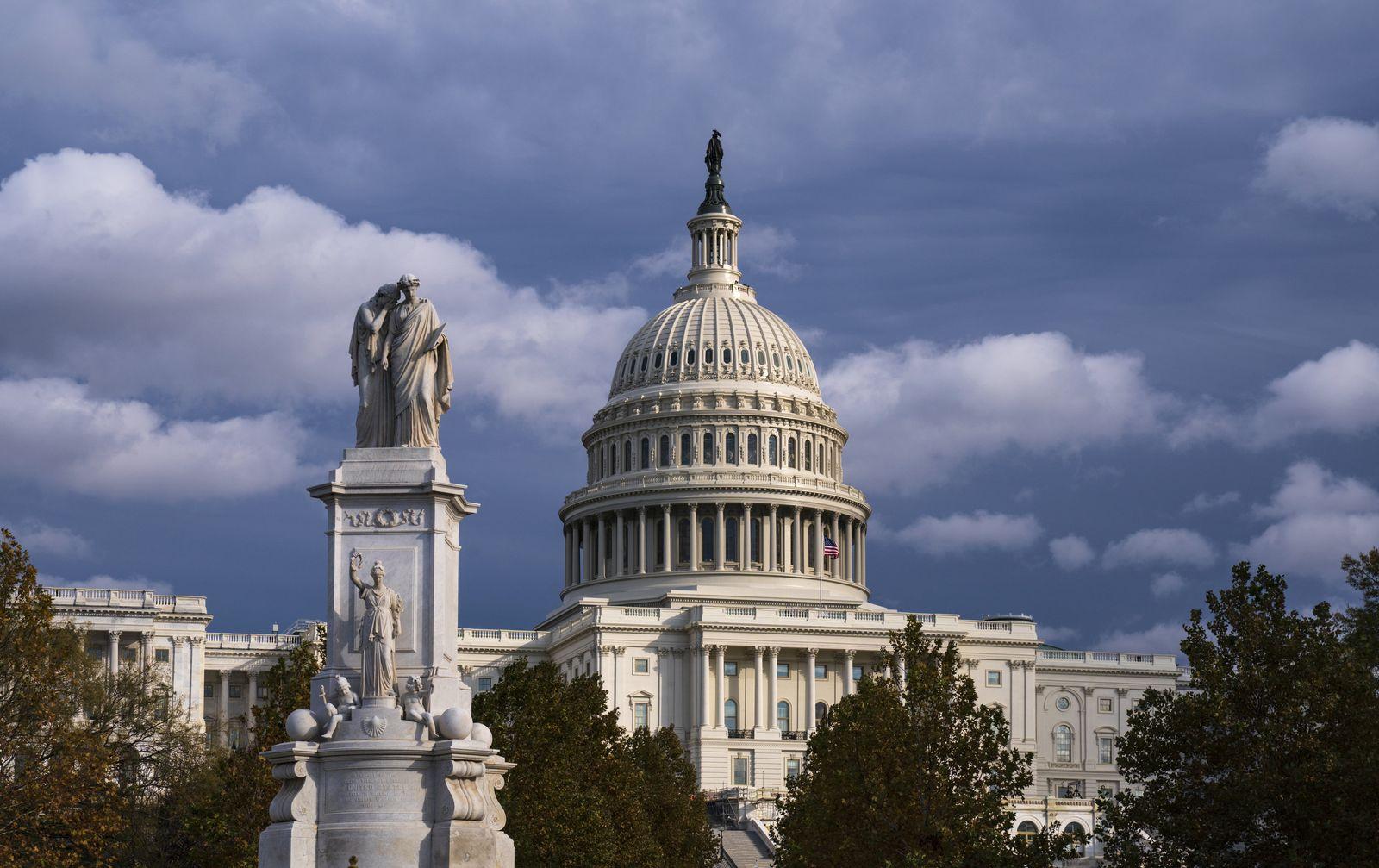 Capitol / Washington