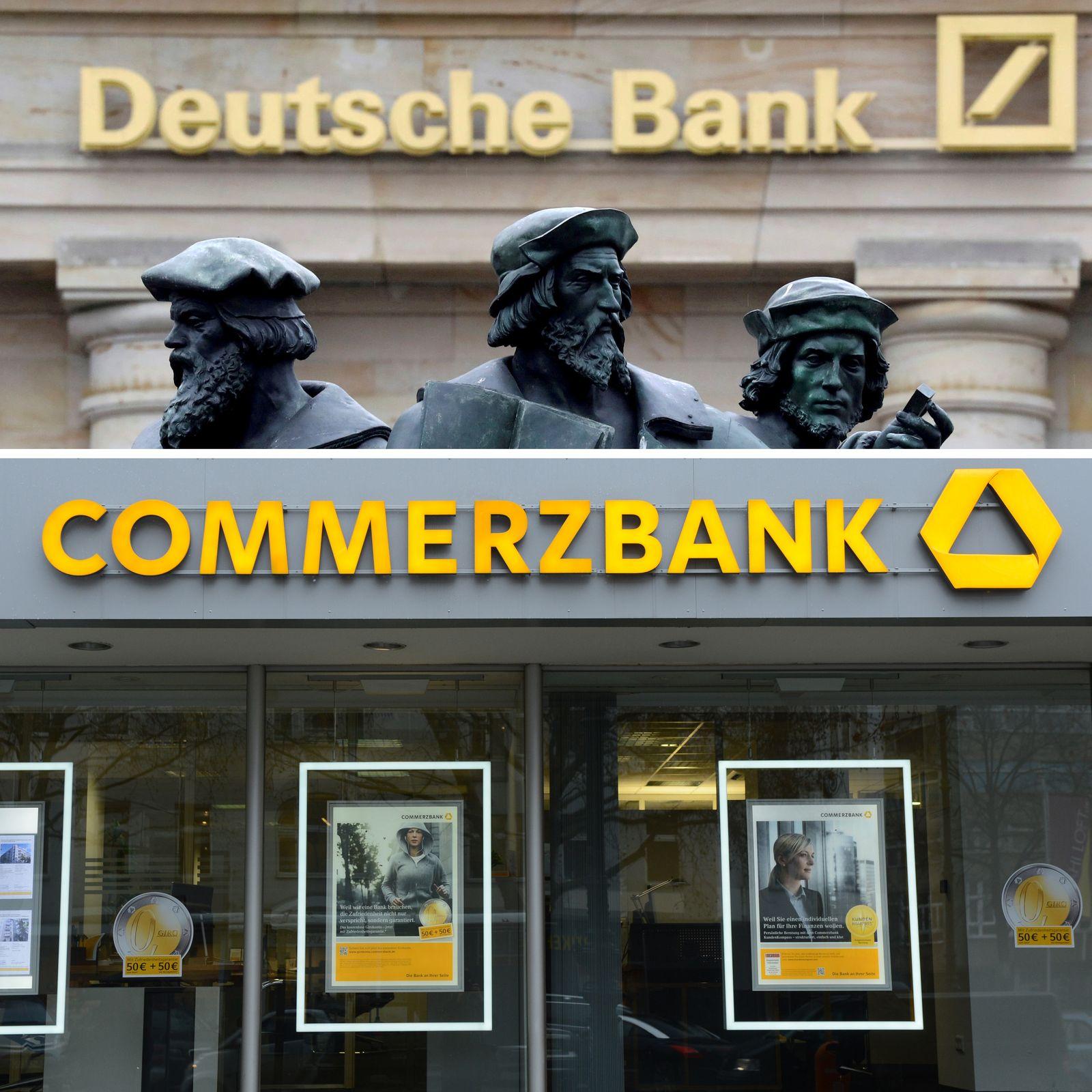 KOMBO Deutsche Bank / Commerzbank