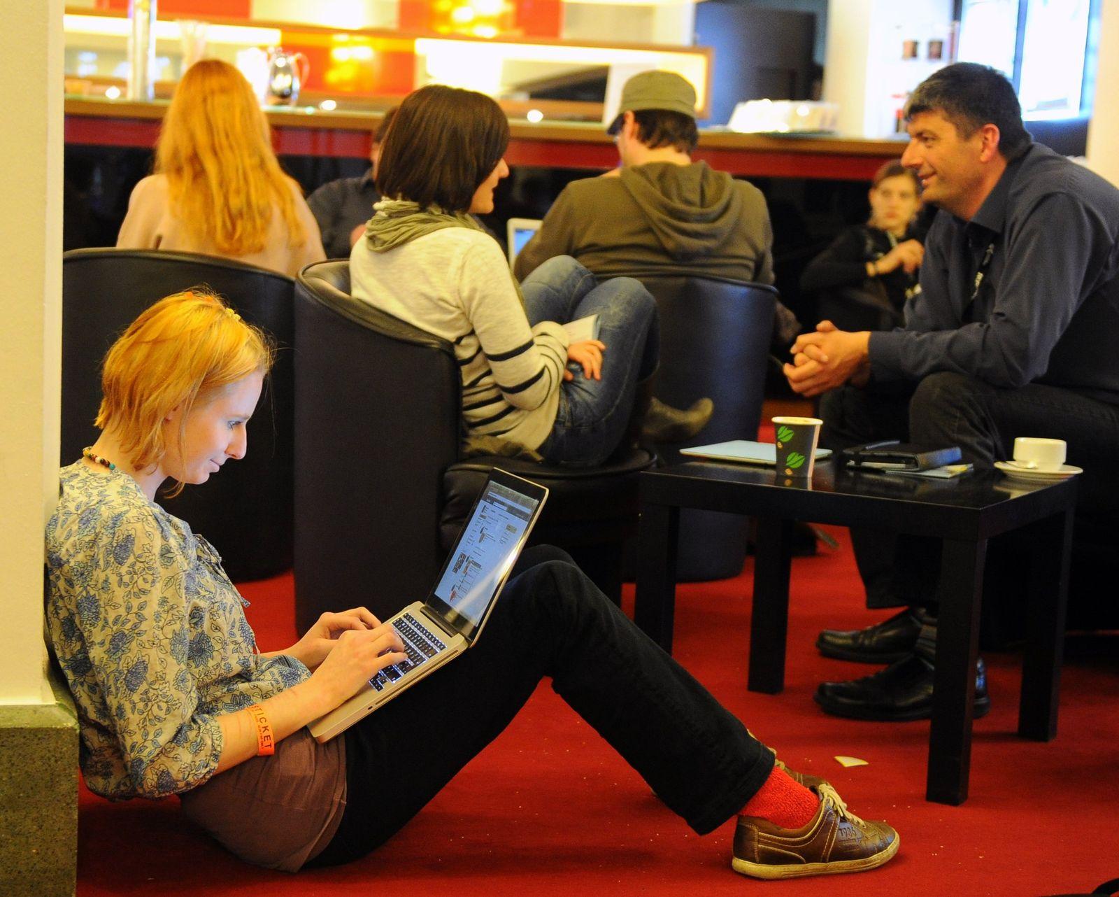 "Blogger-Konferenz ""re:publica"""