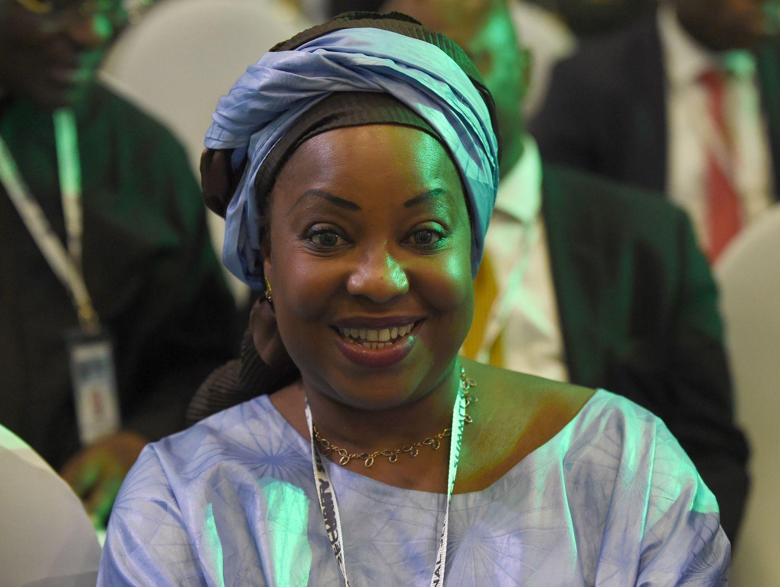 NIGERIA-UNREST-SECURITY-SUMMIT-SAMOURA