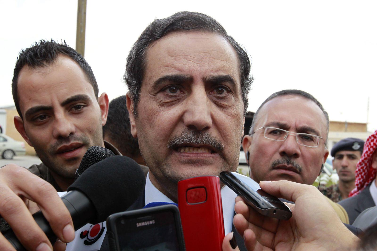 Botschafter Jordanien Entführung