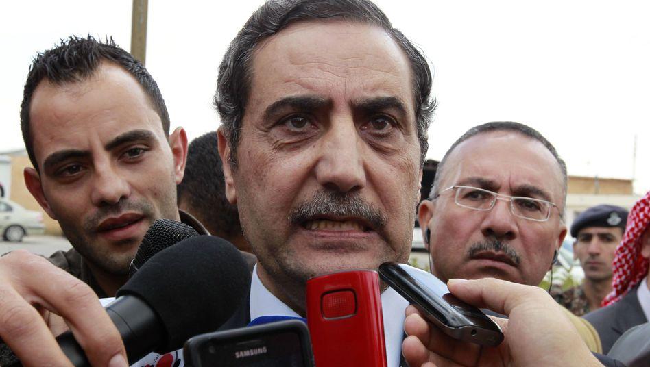 Der jordanische Botschafter Aitan: Von Vermummten überfallen und verschleppt